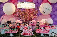Kokeshi Party