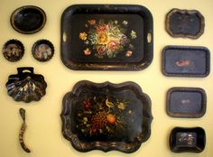 tole trays