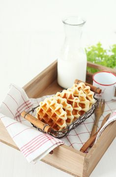 Time for a waffle maker...http://www.foodservicewarehouse.com/equipment/commercial-waffle-makers/c3500.aspx