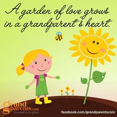 grandbabi, family quotes, grandkid, grandchildren, famili quot, grandma, garden, grandpar quot, grandpar heart