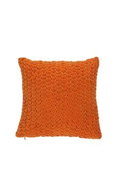 Great texture $24 #pillow #accessory #decor #orange