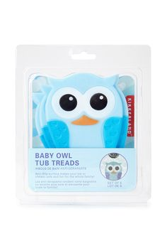 Baby Owl Tub Treads | FOREVER21 #Accessories