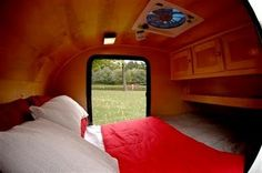 interior teardrop campers   Seven Ways Simple: Go Little Guy