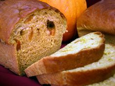 Spelt-Pompoenbrood