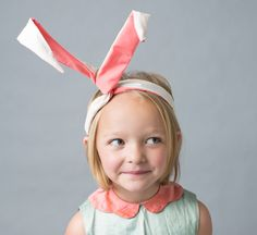 bunni ear, easter crafts, holiday craft