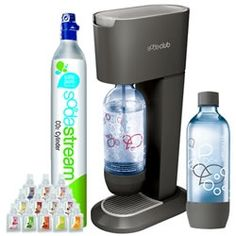 SODA STREAM !!!!! GREAT TASTE !!! :) -- Genesis - Seltzer Starter Kit
