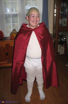 Captain Underpants - Halloween Costume Contest via @costumeworks