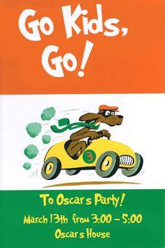 Go Dog Go! Party