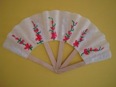 Coffee Filter Chinese Fan