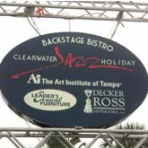 Clearwater Jazz Holiday 2012 -#clearwaterjazz #leadersfurniture
