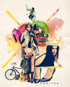 Mustafa Soydan Fashion Illustrations
