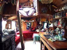 Gypsy caravan wow!