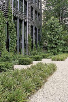 Tuinontwerp van robert broekema outdoor spaces landscape pinter - Tuinontwerp ...