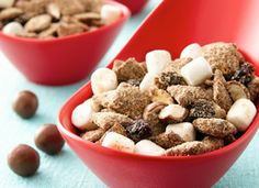 Chex® Chocolate Malt-Cherry Mix from Chex.com - Home of General Mills' Chex Cereals and the Original Chex Party Mix