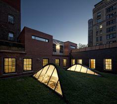 Artist Residence and Studio in New York City by Caliper Studio, 2010.