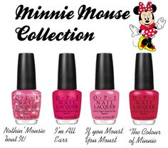 "Do you want a "" Minnie ""- cure ?"