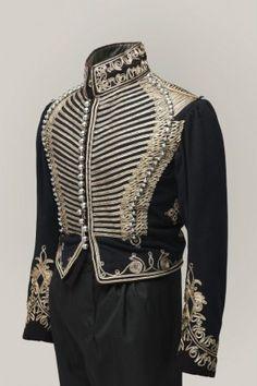 1830's hussar jacket.