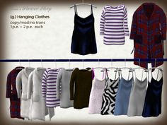 (g.) hanging clothes | Flickr - Photo Sharing!