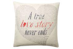 """Love Story"" 20x20 P"