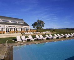 The Carneros Inn-their infinity pool is gorgeous!