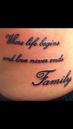 Tatoos✌ tattoo idea, quotes, ohana, bodi art, tattoo oo, meaningful family tattoos, beauti bodi, families, ink