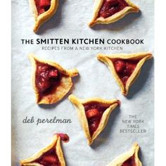 {The Smitten Kitchen Cookbook, Deb Perelman.} I've loved the 3 recipes I've tried so far - I'm sure many of these will become familiar friends.
