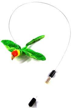 Bird on a Wire Cat Toy