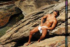 Hot Man, Hot Men, Sexy. Boy. Muscle, Muscles, Muscular. Beauty. Beautiful. Summer, Brazil.