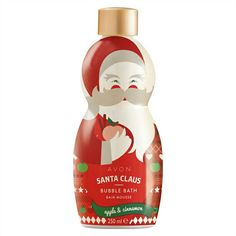 Santa Claus bubble b