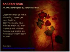 An Older Man