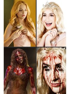 This is your chance to be Carrie For Halloween! makeup tutorials, beauty tips, beauty makeup, halloween makeup, wear costum, halloween xmas, halloween treat, halloween costum