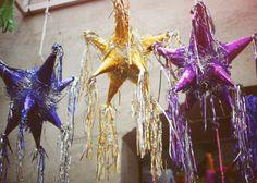 Piñatas in Oaxaca