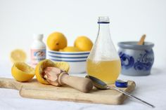 Homemade Cough and Cold Syrup by kitchenfrau #Cough_Syrup