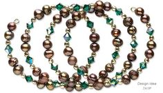 Dye Your Own Pearls - Fire Mountain Gems and Beads