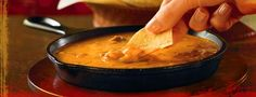 Free Chili's Chips And Queso Coupon! skillets, chips, dip, chili skillet, food, chilis, free chip, coupon, skillet queso
