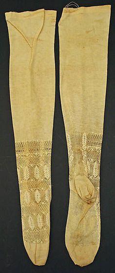 Stockings  1873  The Metropolitan Museum of Art