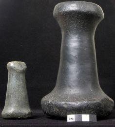 Two stone mauls from Washington State.