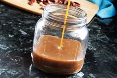 Easy Creamy Caramel Sauce (2)