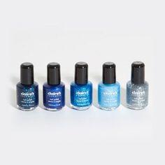 We've got the blues: Forever Ombré Mini Nail Polish Set