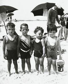 1930s Jones Beach kids