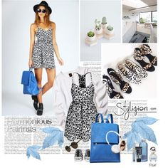 """""""Styligion Summer"""" by pillef on Polyvore"""