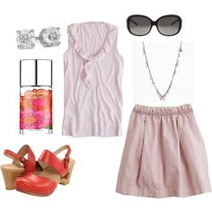 Spring 2012, created by runchic on Polyvore