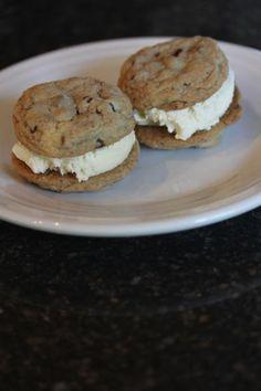 Gluten Free Ice Cream Sandwiches - Lynn's Kitchen Adventures