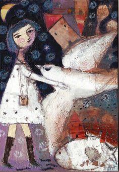ilustración de Efi Kokkinaki