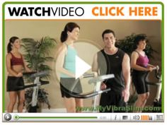 Very cool that something like this is now available for in home use. Whole Body Vibration Therapy training videos.