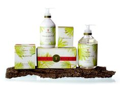 Thymes, upscale bath, beauty and home fragrance products - design by Studio MPLS #bath