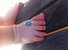 sandal babi, barefoot sandal