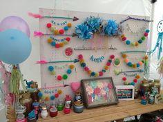 A Beautiful Party's booth at the Na-Da Farm Barn Sale