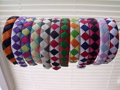 American Girl Doll Clothes Woven Ribbon Headband by NannyBoutique, $5.00