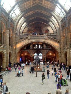 Twitter / jackewingjr: Natural History Museum, London. ...